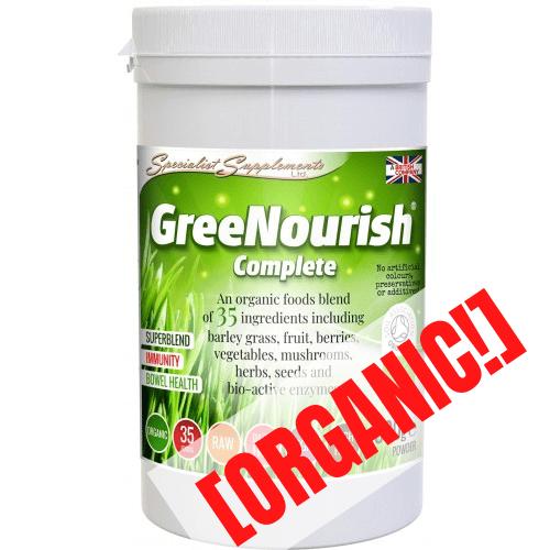 organic nourishment