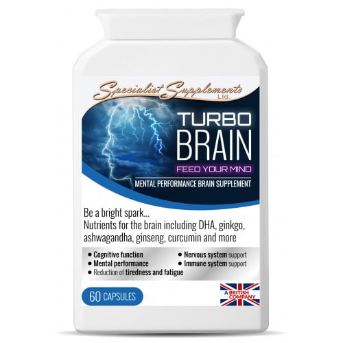 Turbo Brain - Feed your brain!