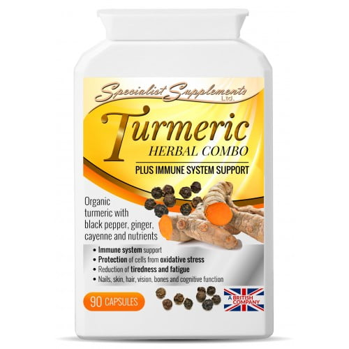 Turmeric Herbal Complex