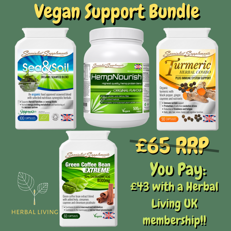 Vegan Support Bundle
