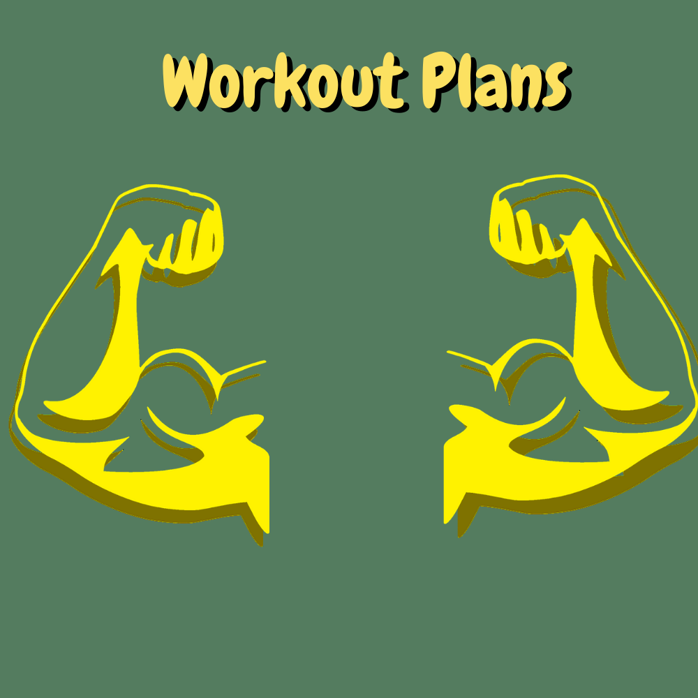 Workout Plans & Exercise Books