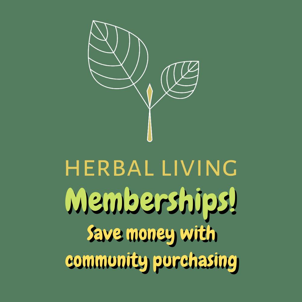Herbal Living UK Memberships